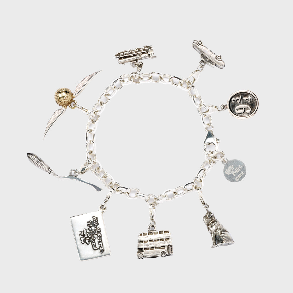 harry potter pandora charm bracelet