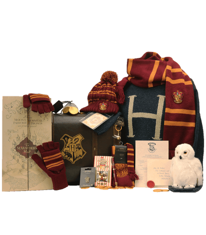 Harry Potter Hogwarts Gift Trunk