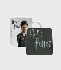 Harry Potter Mug and coaster