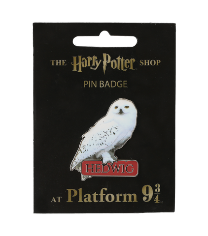 Hedwig Pin Badge