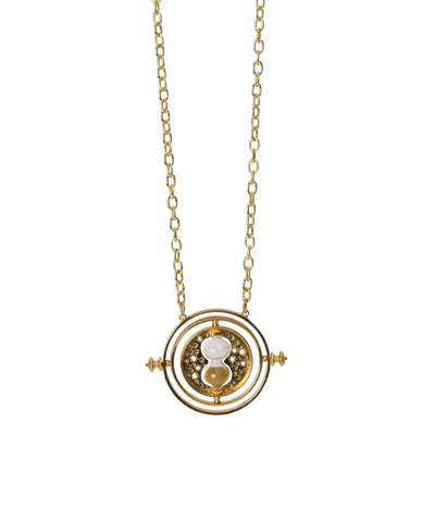 Hermione's Time-Turner - 24K plated - with display