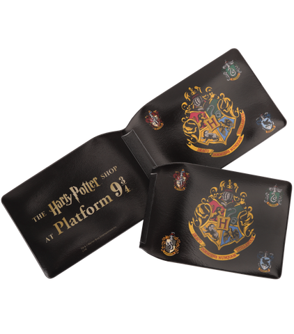 Hogwarts Crests Card Wallet