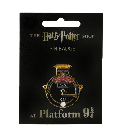 Hogwarts Express Pin Badge