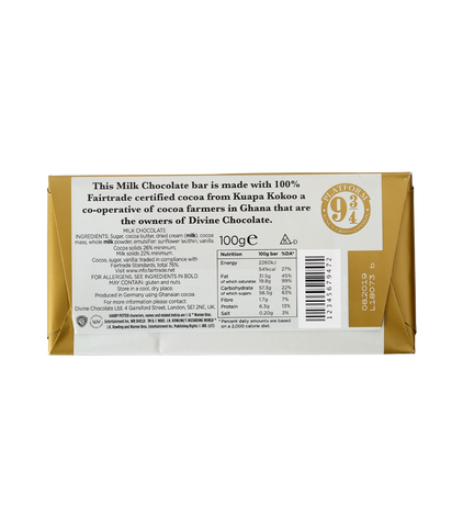 Hogwarts Express Ticket Chocolate Bar - 3 Pack
