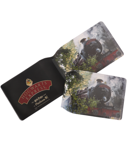Hogwarts Express And Sign Card Wallet