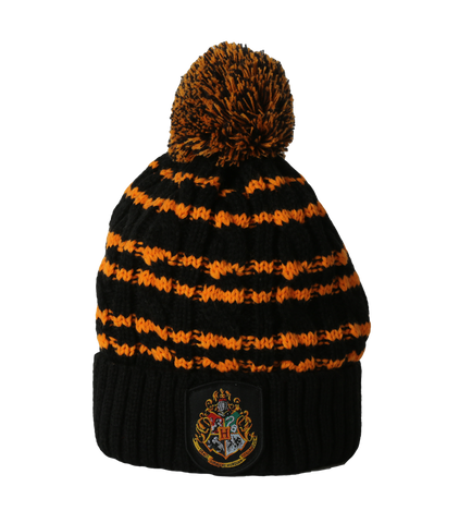 Hogwarts Knitted Hat
