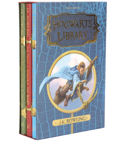 Hogwarts Library Box Set