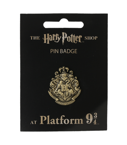 Hogwarts Pin Badge