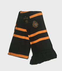 Hogwarts Knitted Crest Scarf