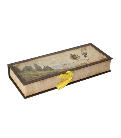 Hogwarts Writing Quill with Ink Pot