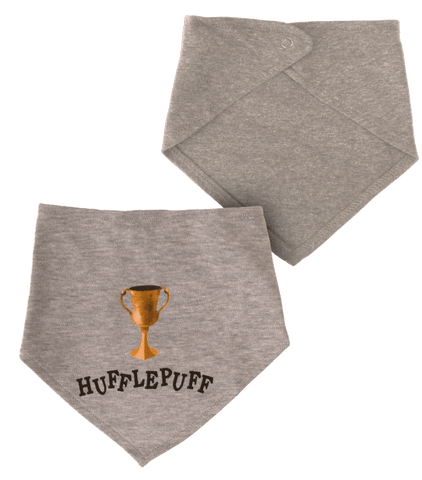 Hufflepuff House Babygrow and Bib