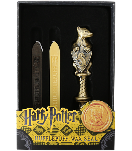 Wax Seal Set - Hufflepuff