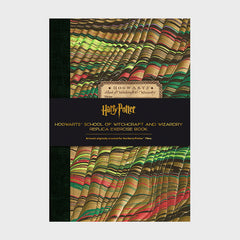 Hogwarts School of Witchcraft & Wizardry Journal Green