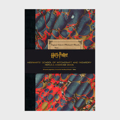 Hogwarts School of Witchcraft & Wizardry Journal Red