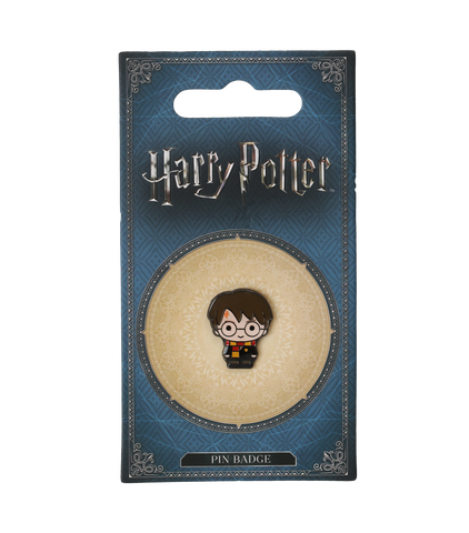 Kawaii Harry Potter Pin Badge