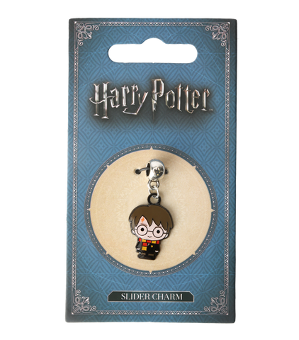 Kawaii Harry Potter Slider Charm