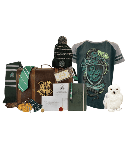 Kids Slytherin Hogwarts Gift Trunk