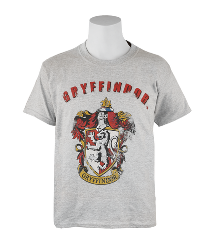 1bae212e942 DISTRESSED GRYFFINDOR CREST T-Shirt - Kids