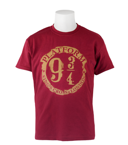 Distressed Platform 9 3/4 T-Shirt - Kids