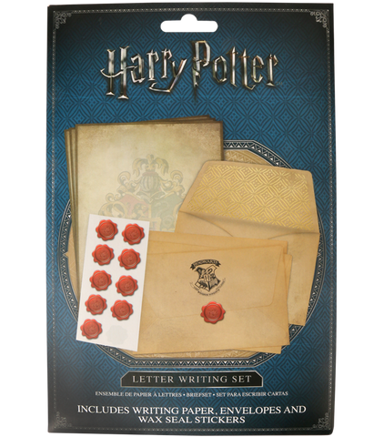 Harry Potter Letter Writing Set