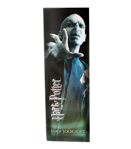 Lord Voldemort Wand Pen and Bookmark