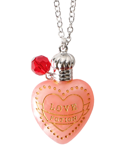 Love Potion Pendant Necklace