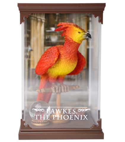 Magical Creatures Figurine - Fawkes The Phoenix