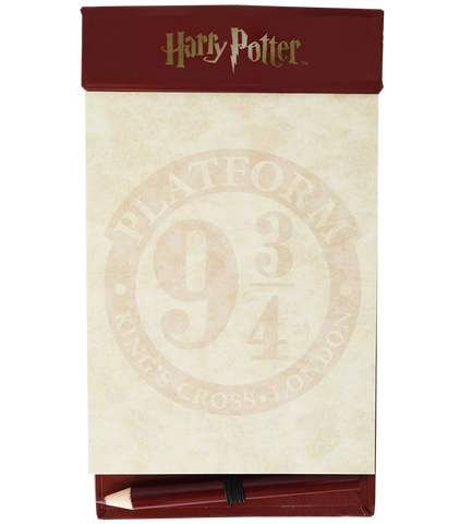Magnetic Platform 9 3/4 Notepad
