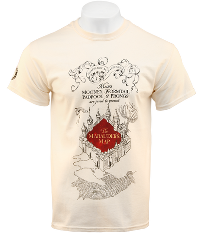 The Marauder's Map T-Shirt