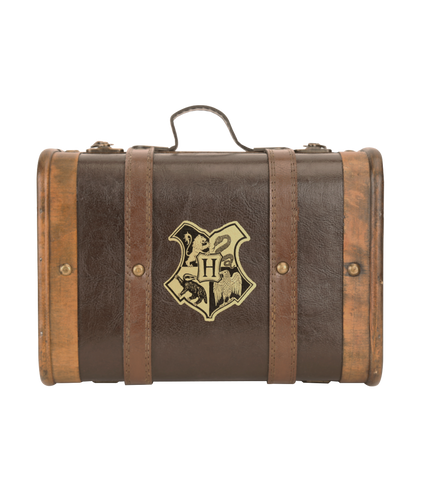 Gryffindor Mini Hogwarts School Trunk - Winter Warmer Bundle