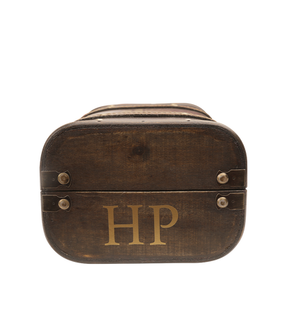 Deathly Hallows Mini Hogwarts School Trunk