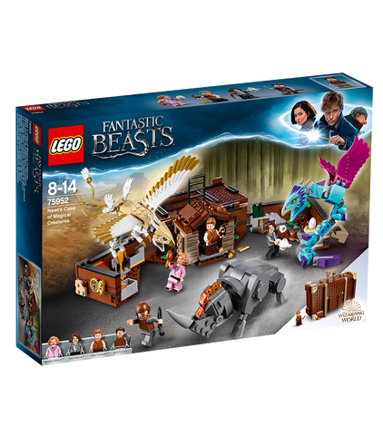 LEGO Fantastic Beasts - Newt's Case of Magical Creatures