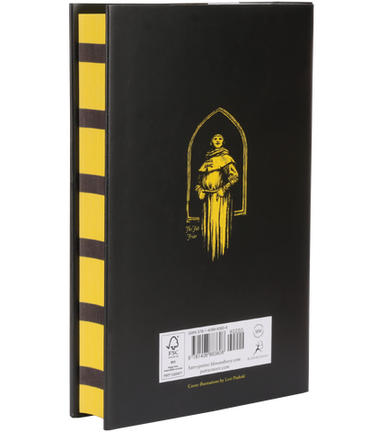 Harry Potter and the Philosopher's Stone – 20th Anniversary Hufflepuff Edition (Hardback)