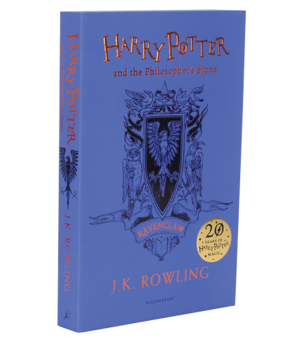 Harry Potter and the Philosopher's Stone – 20th Anniversary Ravenclaw Edition (Paperback)