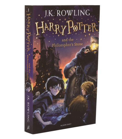 New Edition Harry Potter and the Philosopher's Stone (Paperback)