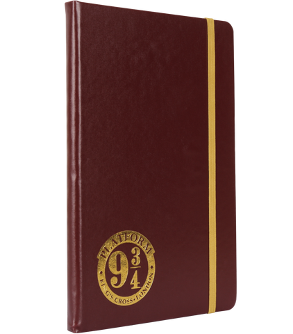 Embossed Notebook Platform 9 3/4
