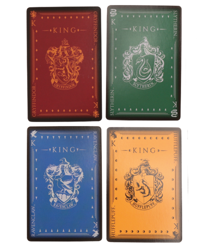 Platform 9 3/4 Hogwarts Playing Cards
