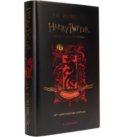 Harry Potter and the Prisoner of Azkaban – 20th Anniversary Gryffindor Edition (Hardback)