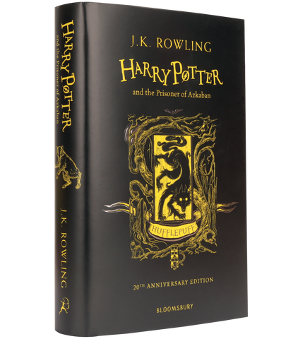 Harry Potter and the Prisoner of Azkaban – 20th Anniversary Hufflepuff Edition (Hardback)