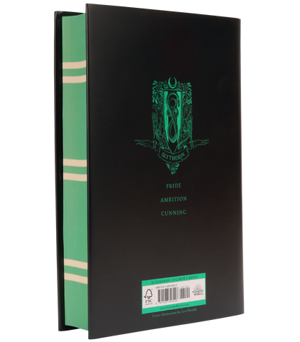 Harry Potter and the Prisoner of Azkaban – 20th Anniversary Slytherin Edition (Hardback)
