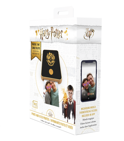 Harry Potter 2x3 Photo & Video Printer