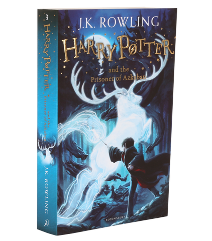 New Edition Harry Potter and the Prisoner of Azkaban (Paperback)