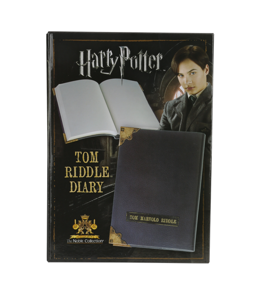 Tom Riddle S Diary Replica L Harry Potter Shop