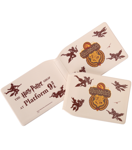 Quidditch Card Wallet