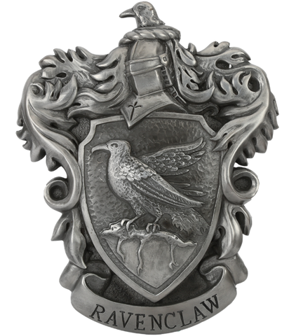 Ravenclaw Crest Wall Plaque