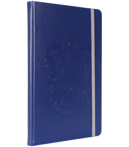 Embossed Notebook Ravenclaw