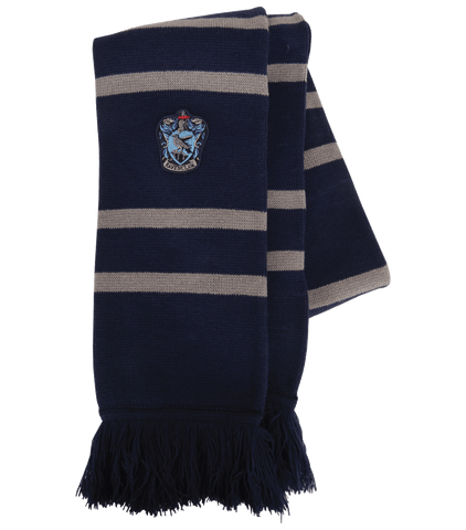 Ravenclaw Knitted Crest Scarf