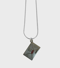 Acceptance Letter Necklace