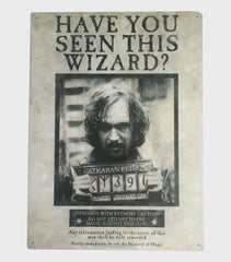 Have You Seen This Wizard Wall Print