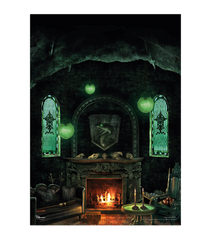 Slytherin Common Room - Pottermore Poster